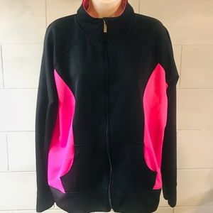 Under Armour Full Zip Jacket Youth XL